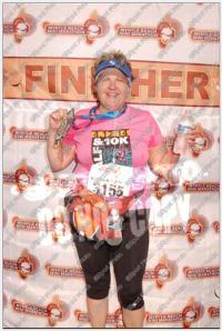 Myrtle Beach Mini Marathon Finisher 10.19.14