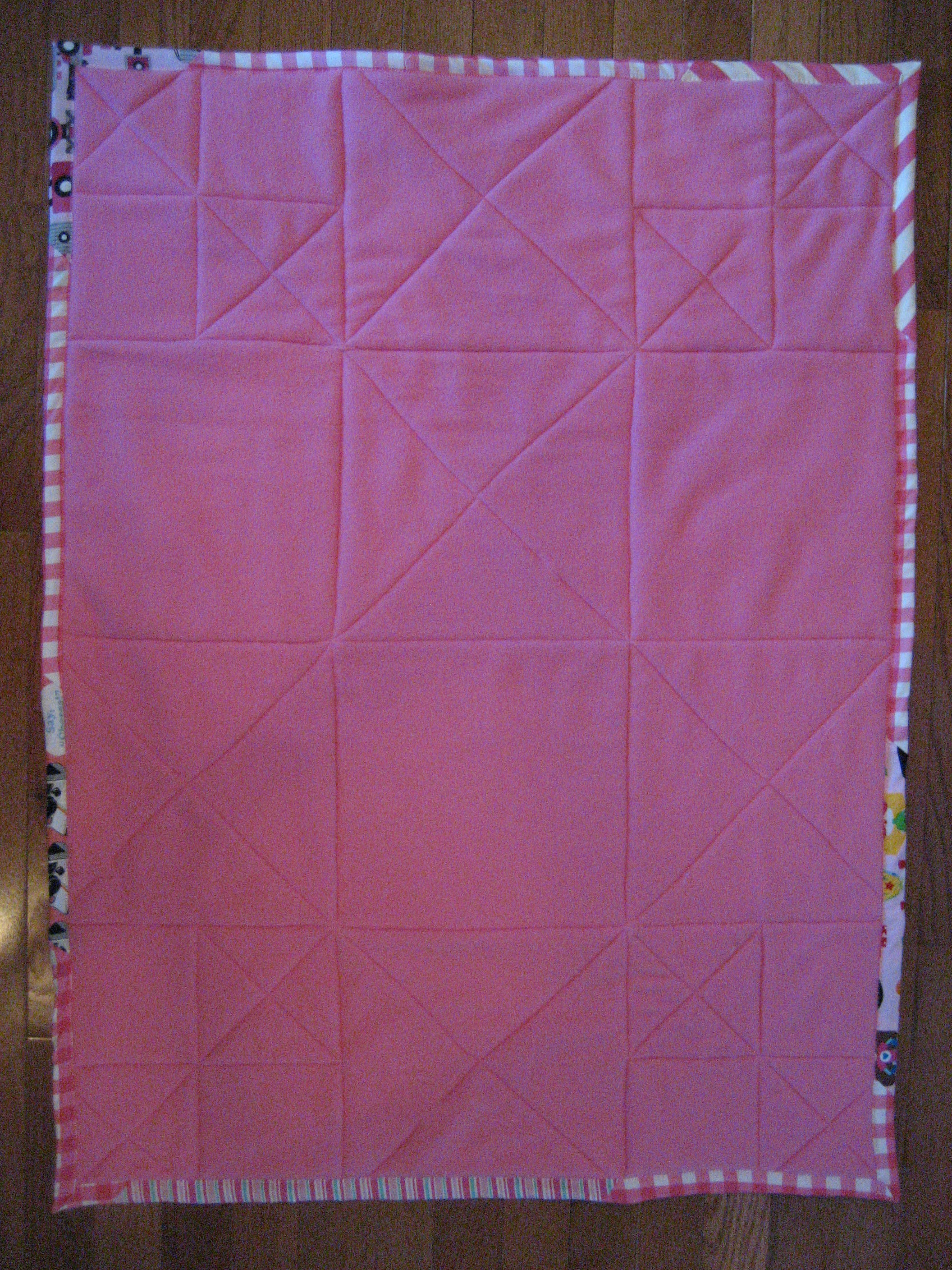 Back of quilt 2.15.15