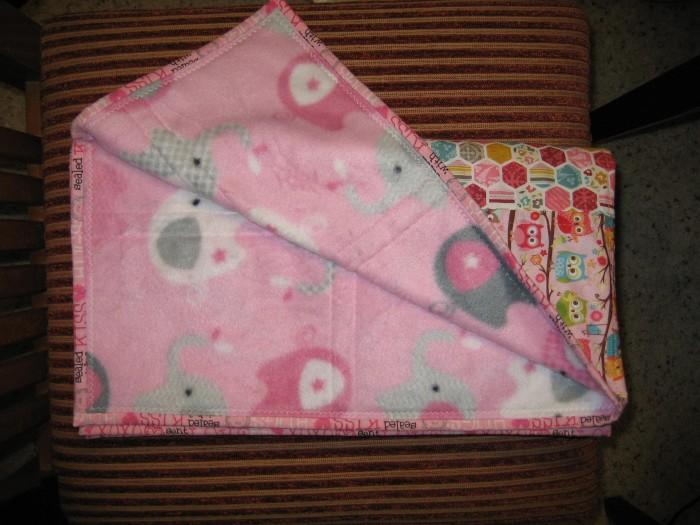 Baby quilt #2