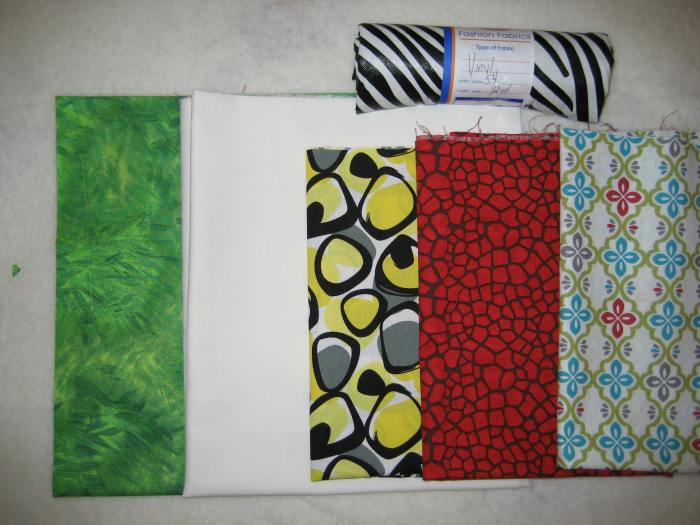 Binding and other fabrics
