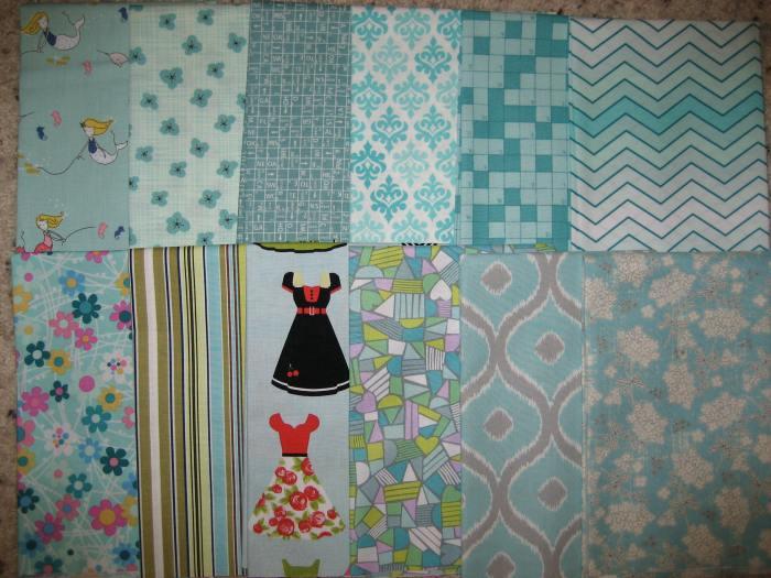 June Fabric shipment