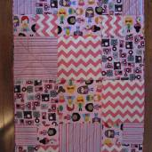 Baby quilt 2.15.15