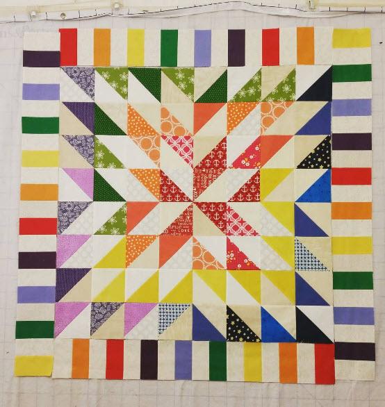 HST quilt