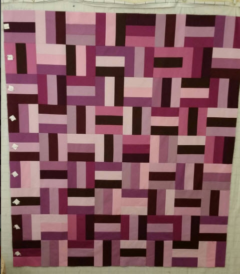 Purple split rail 8.7.16
